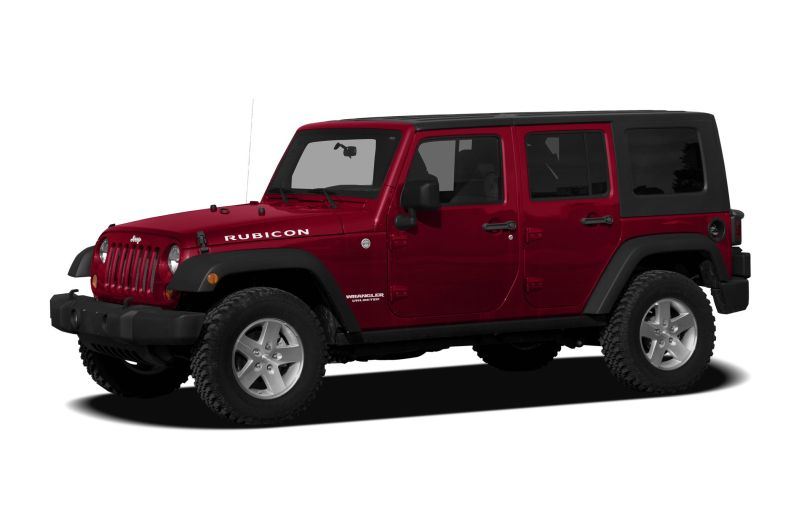 Jeep Wrangler Unlimited Sahara 4-Door